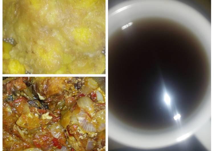 Pepper chicken,Irish in flour n egg & black tea, Some Foods That Benefit Your Heart