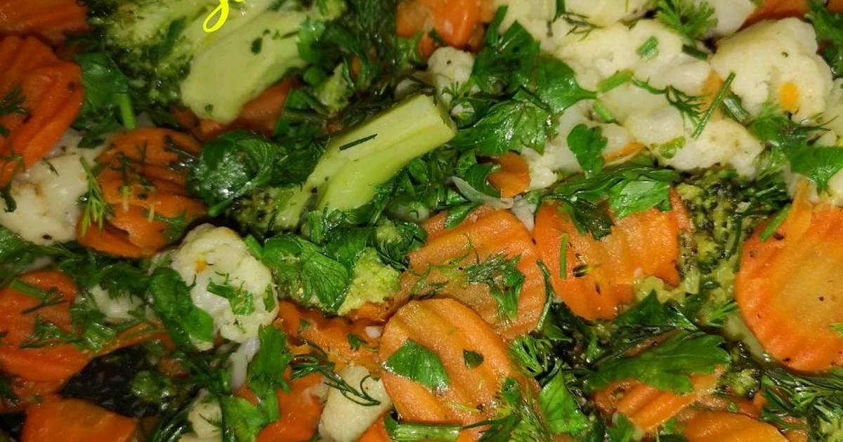Блюда из замороженных овощей рецепты с фото