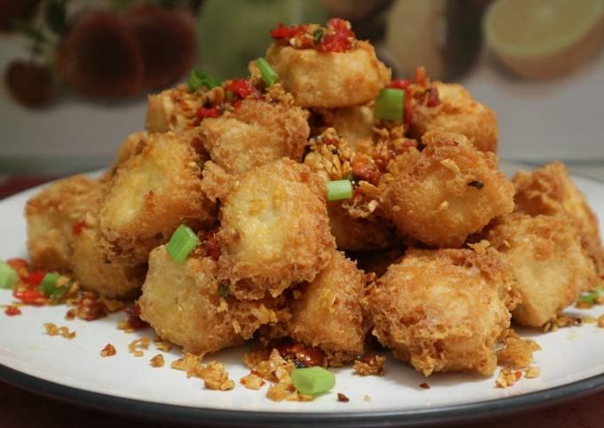 Resep 23 Tahu Cabe Garam Oleh Yeni Kusuma Cookpad