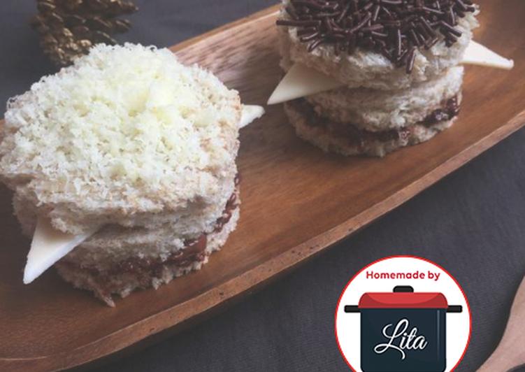 Mini sweet bun (roti selai sederhana) #homemadebylita