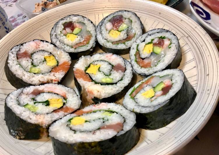 Spiral Sushi
