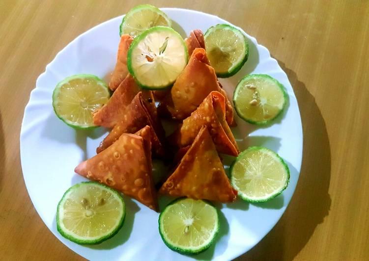 Top 10 Dinner Ideas Quick Beef Samosa