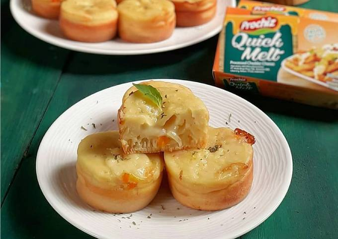 Resep Kue Cubit Cheese Melt, Menggugah Selera