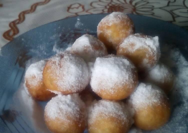 Resep Snow Ball Sweet Potato Anti Gagal