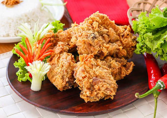 Resep Resep Ayam Pedas Belacan, Enak