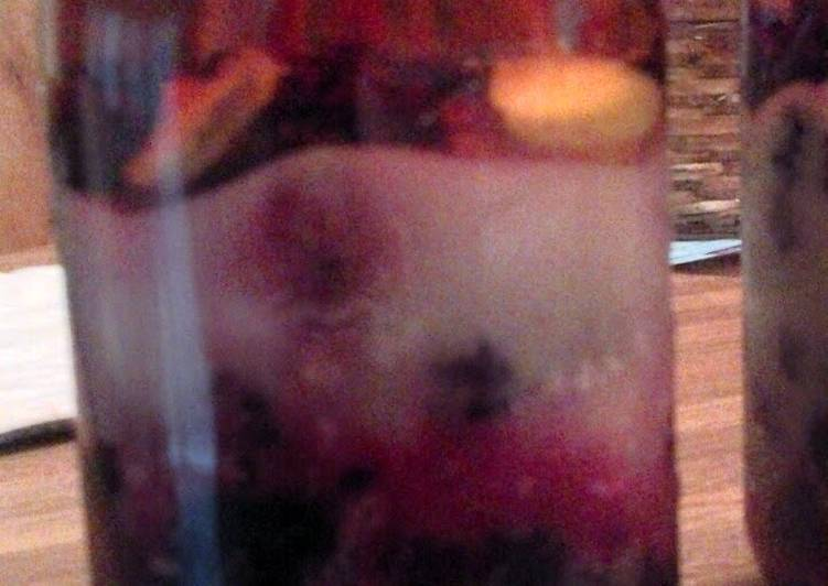 Blackberry Whiskey