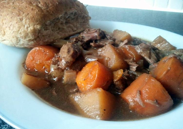 Chunky Guinness Beef Stew