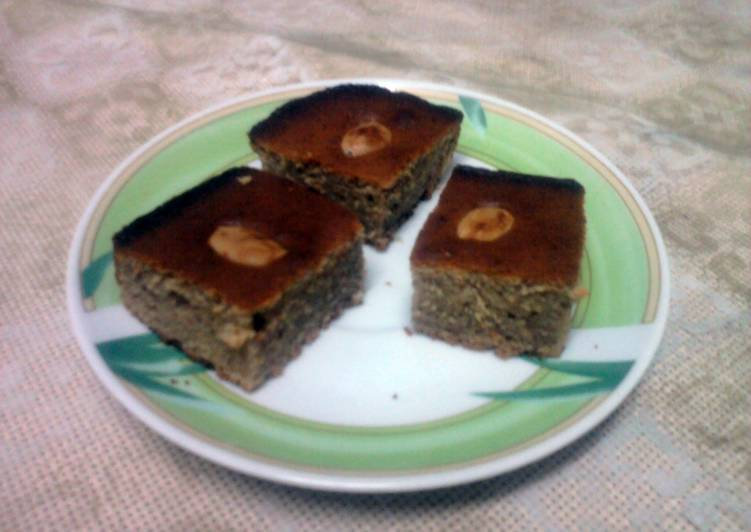 Information on How to Elevate Your Mood with Food CARDAMOM-DATE SNACK CAKE