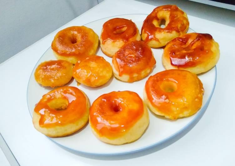 Cara mudah membuat Donut Moci Kentang endul ulala ala anak kosan bisa dijual💃🤘🏽