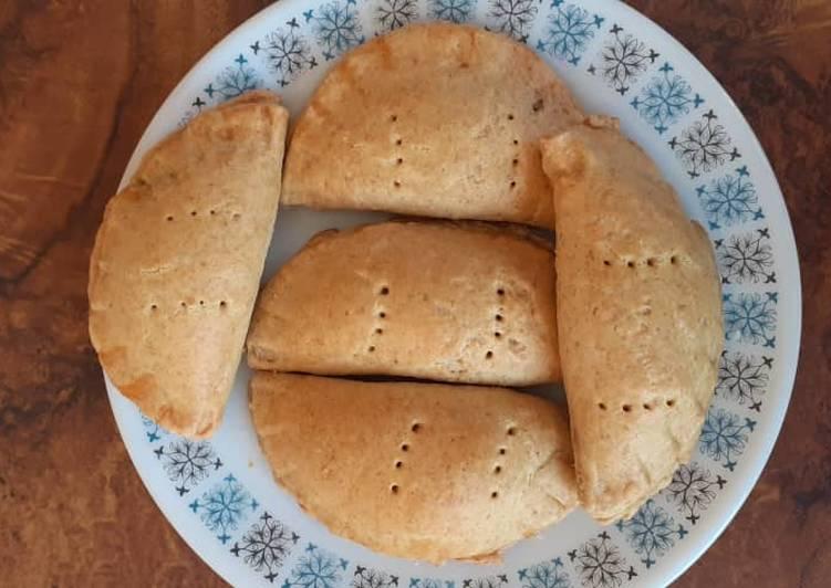Recipe of Award-winning Meat pie
