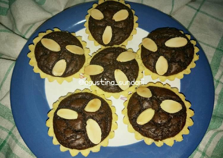 Resep 73. Pie Brownies Paling Joss
