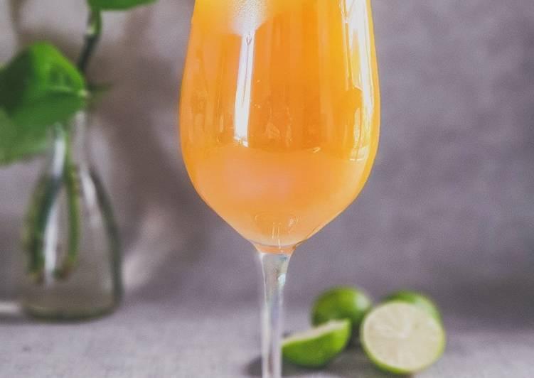 Recipe of Any-night-of-the-week Mango Lemonade
