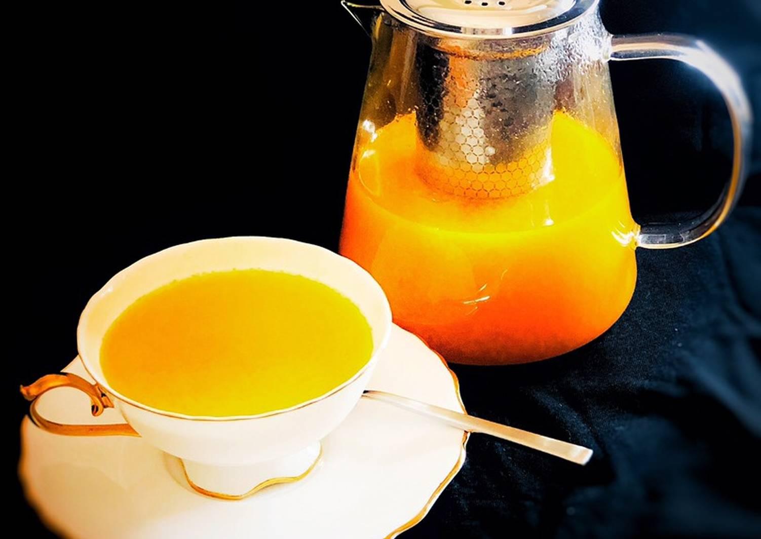 облепиховый чай рецепт с фото машину