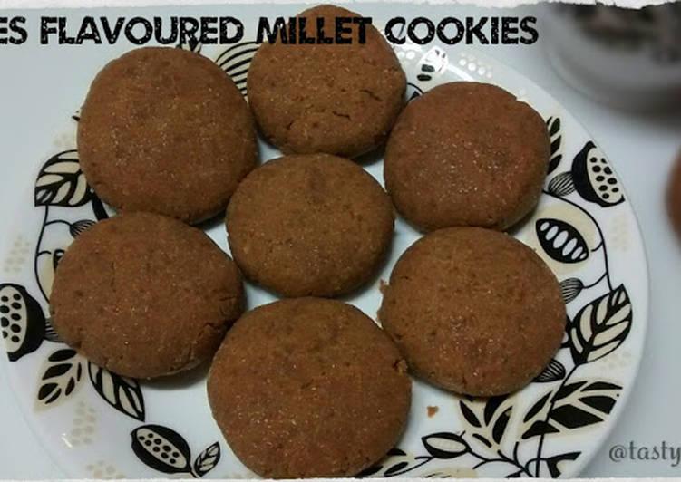 Dates Flavoured Millet Cookies