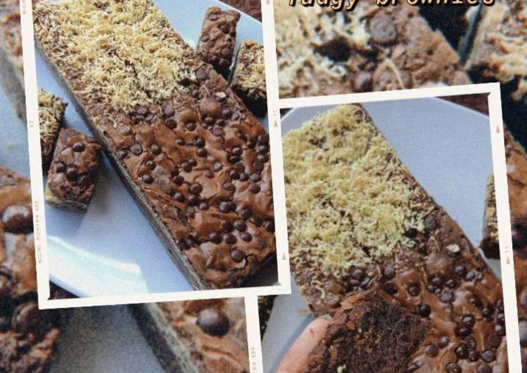 Fudgy Brownies 🤩🤩