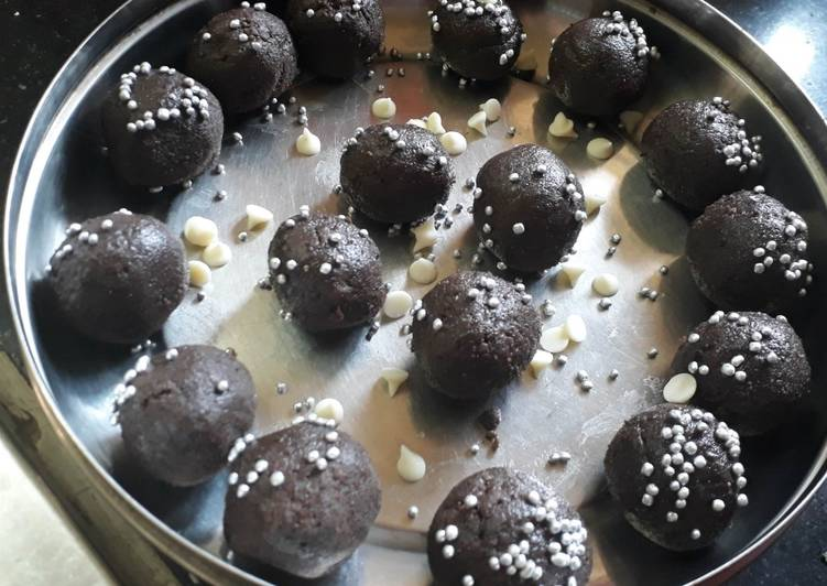 Easiest Way to Prepare Quick Oreo biscuits balls