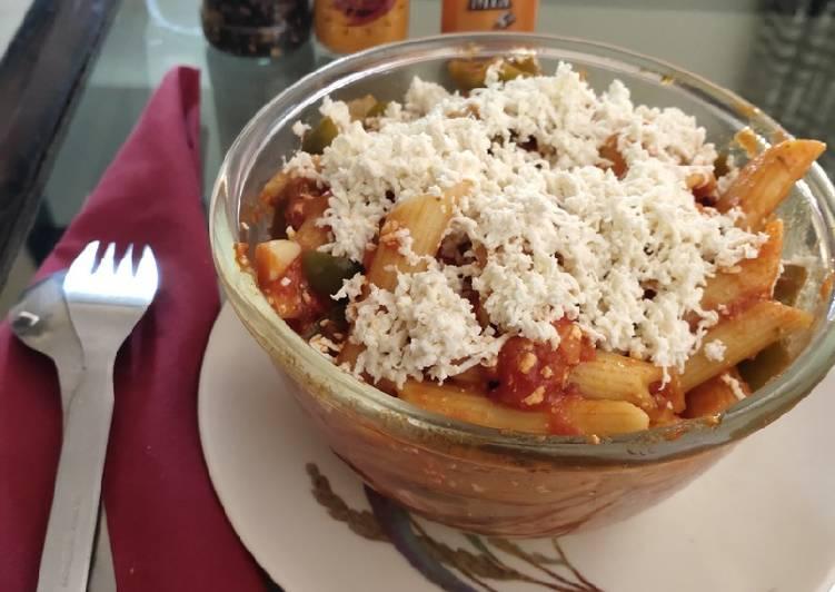 Recipe of Quick Penne pasta