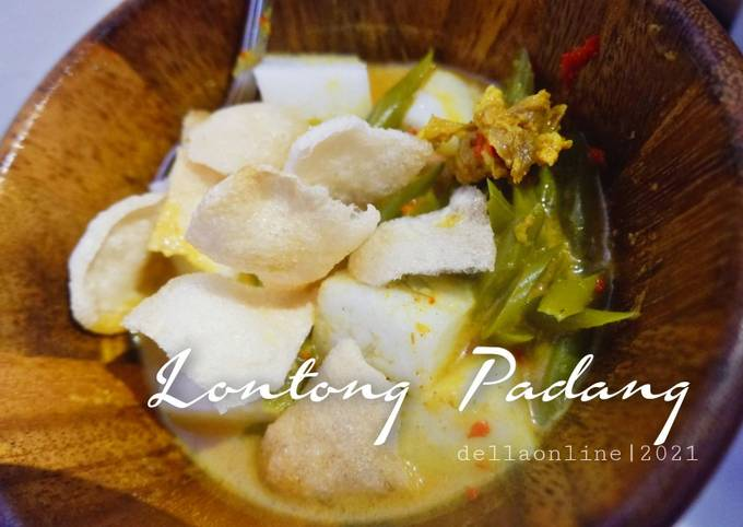 Lontong Padang