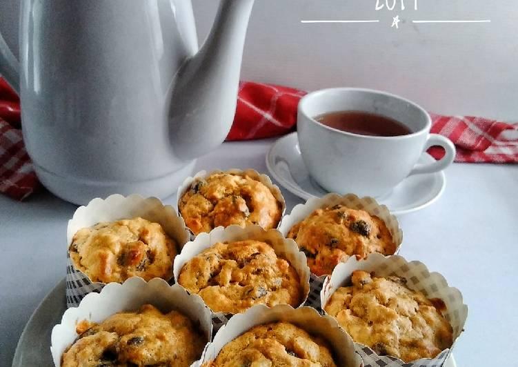Muffin singkong