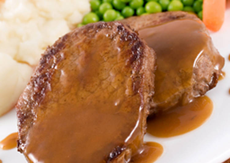 Steak with Soy Sauce