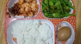 Hình ảnh món Bữa tối 10 phút của Tít