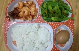 Bữa tối 10 phút của Tít
