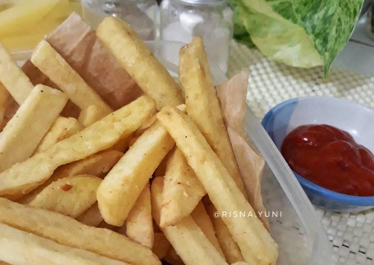 Kentang Goreng Ala KFC