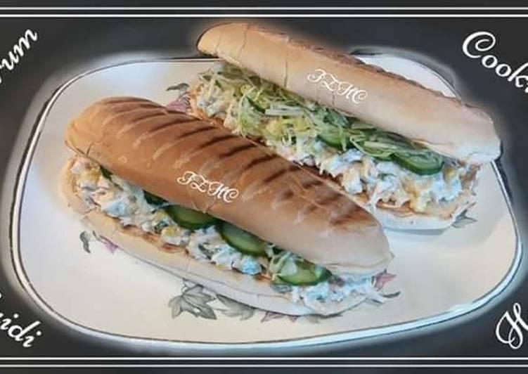 Recipe of Speedy Chicken Sandwiches