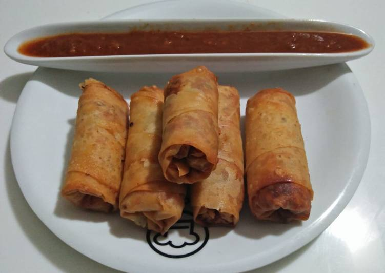 How to Cook Perfect Spring Roll