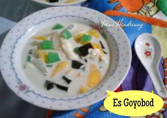 Es Goyobod 🍨