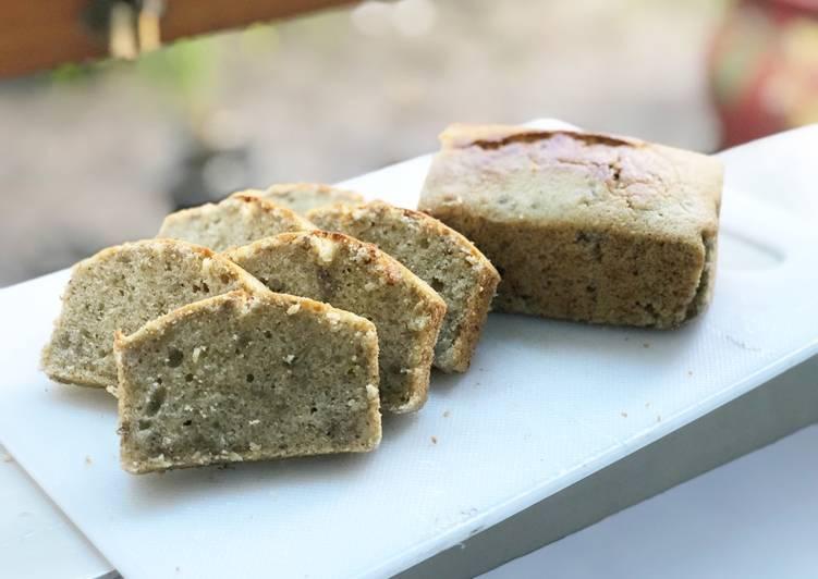 Resep Banana Bread tanpa Pengembang Bikin Ngiler