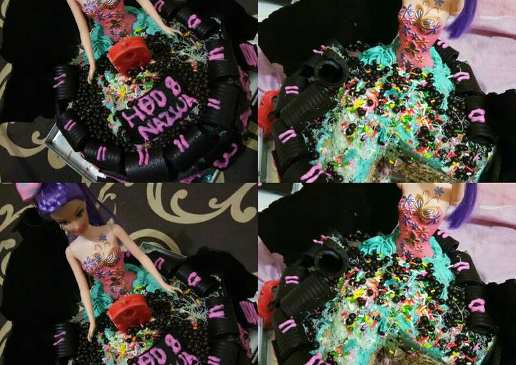 Kue ulang tahun - cookandrecipe.com