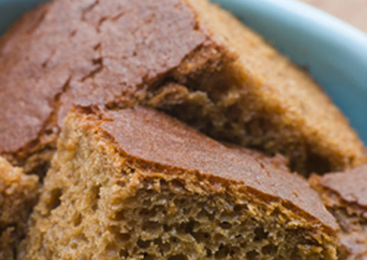 Step-by-Step Guide to Make Homemade Lebanese Molasses Cake : Sfouf Bi Debes