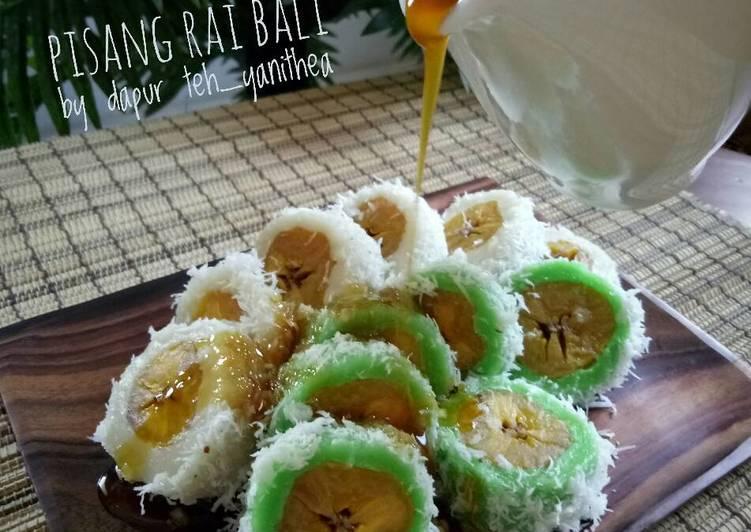 Pisang Rai Bali (#pr_olahantepungberas)