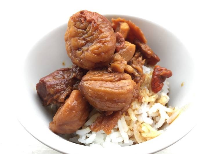 Recipe of Top-Rated Soft Pork Rib With Chestnut In Dang Gui Sauce
