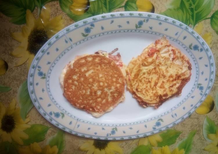 La Recette Pas à Pas Omelette farcie
