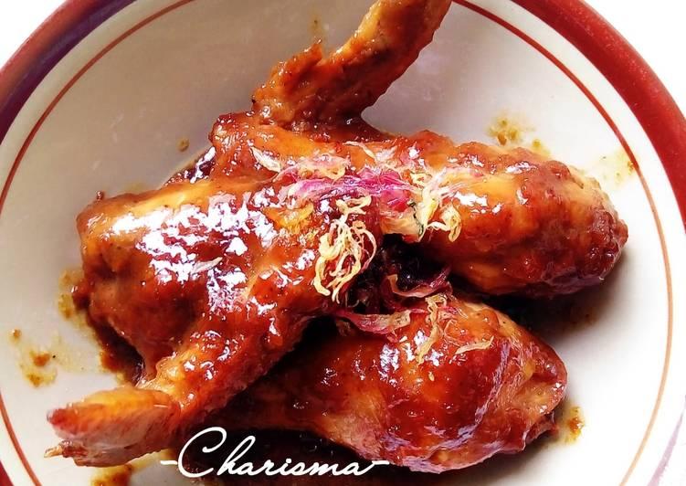 Malbi Ayam (Khas Palembang) #Rabubaru