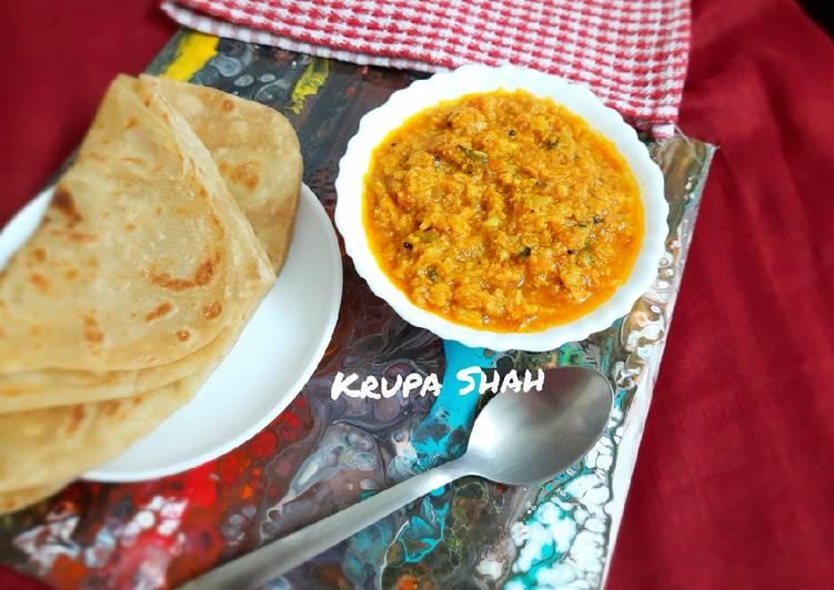 Spicy Soya kheema