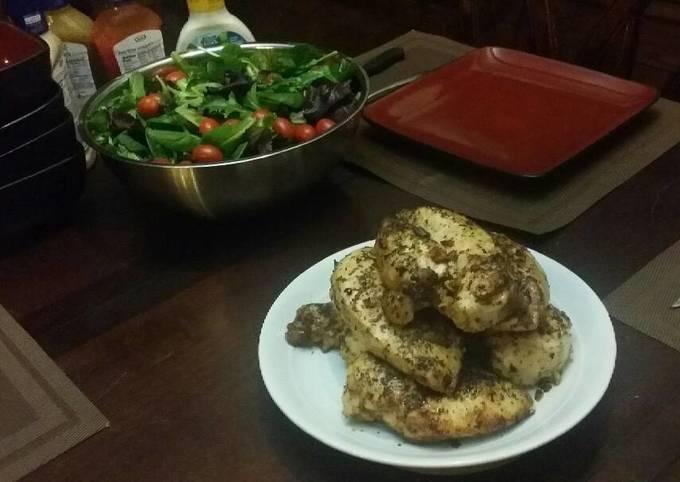 Perfect Chicken Breast