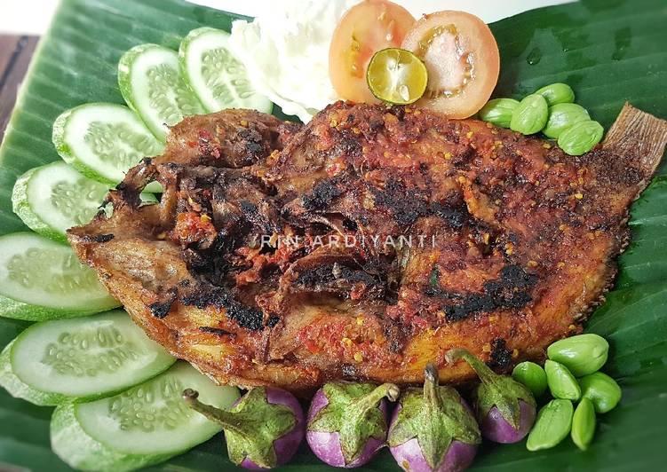 Resep Ikan Nila Bakar Bumbu Pedas, Lezat