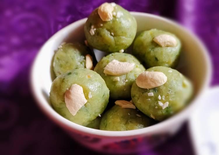 Sweet pea balls