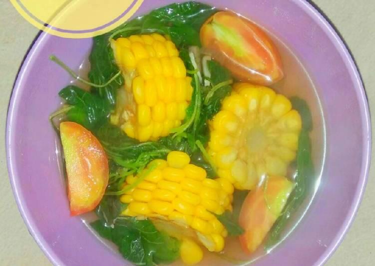 Sayuran Sehat~Sayur Bayam