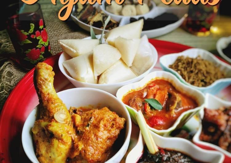 Rendang Ayam Pedas #MaratonRaya #RumahTerbuka #Minggu6 - velavinkabakery.com