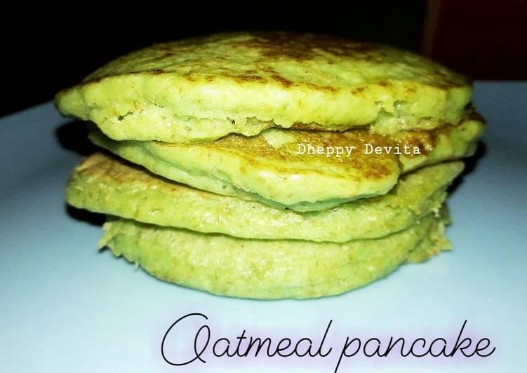 Oatmeal Pancake Endesss
