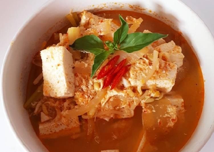 Sup Tahu Korea