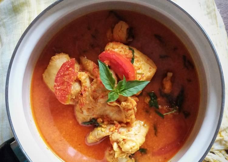 Langkah Mudah untuk Membuat Ayam Woku khas Manado yang Sempurna
