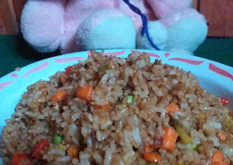 Nasi goreng permata hijau
