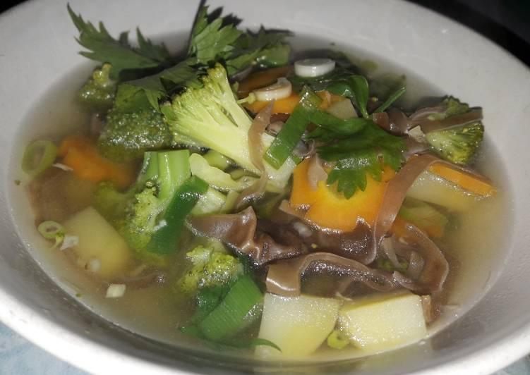 Sup Sayur 🍜