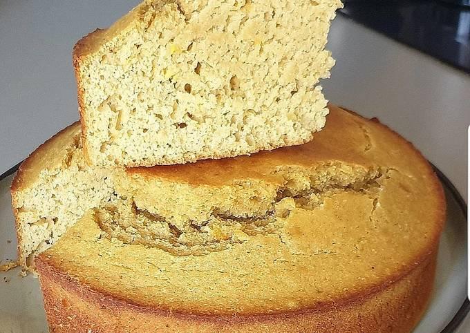 Gâteau à l'orange sans matière grasse