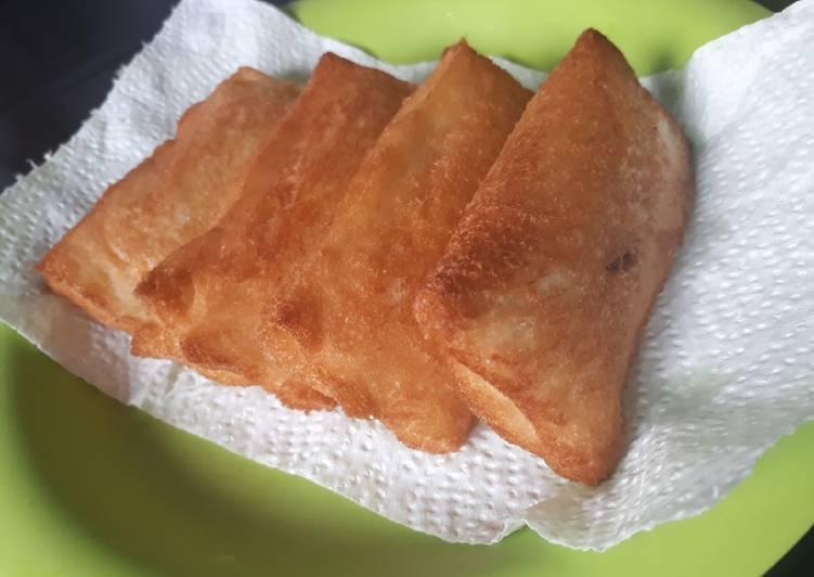 Resep Roti Goreng Praktis Anti Gagal